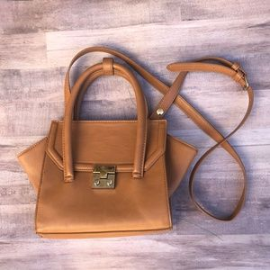 Forever 21 Faux Leather Shoulder Purse